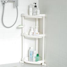 韩国进mu收纳架 塑an架 浴室四层置物架 卫生间收纳架整理架