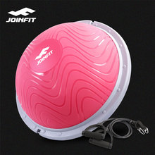 JOImyFIT波速fj普拉提瑜伽球家用加厚脚踩训练健身半球