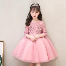 儿童礼服女公主裙女童蓬蓬