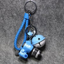 迷你相na挂件 (小)相ty可爱单反钥匙钥匙扣模型相机上面的挂件