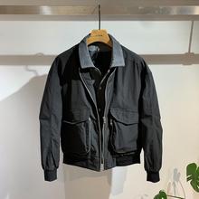 [ndxt]男士羽绒服短款加厚新款韩