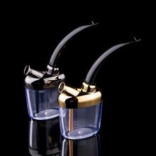 方便携ne水烟斗 水ne正牌 双重过滤烟具正品 健康过滤嘴