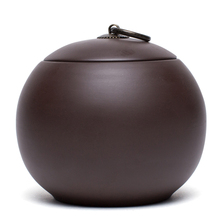普洱nf叶罐大号原nw密封罐存储防潮透气通用茶罐