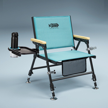 空钩悟ng2021式xa(小)钓椅多功能铝合金新型野钓折叠钓鱼椅凳子