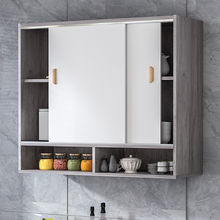 厨房壁ng简约现代推tz柜阳台储物柜客厅移门柜卧室收纳柜
