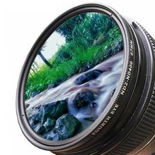 超薄NDng1-400vi镜62mm 72mm中灰镜适用佳能与尼康18-200镜