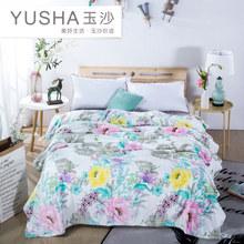 法兰绒ni厚毛毯被子ao瑚绒毯床单双的学生宿舍冬季保暖午睡毯