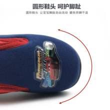春秋冬(小)ni1车总动员kw薄棉拖鞋包跟幼儿园室内地板鞋防滑