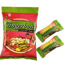 越南原ni进口印尼Ang Gingerbon姜糖125g/袋有嚼劲不粘牙包邮