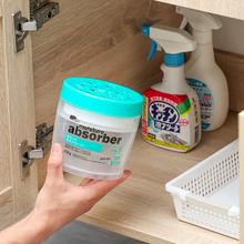 日本衣nk干燥剂防潮dc防霉去湿除湿袋吸潮吸湿家用大容量盒装