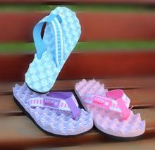 夏季户外拖鞋舒适按摩底休