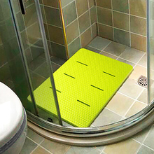 浴室防no垫淋浴房卫ui垫家用泡沫加厚隔凉防霉酒店洗澡脚垫