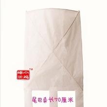 简易竹nu风筝(小)白纸uo意手工制作DIY材料包传统空白特色白纸