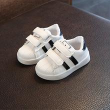 童鞋一nu半女宝宝春zh1-3岁2单鞋软底(小)白鞋男童运动鞋