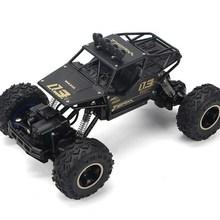 。大脚ny遥控山地沙xz车玩具四驱沙漠两栖成的攀爬高速防水合