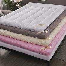 加厚10cm羽绒棉床垫1.5ob11软垫1ec米护垫双的床褥子垫被2x2.2