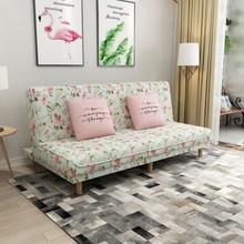 沙发床of用可折叠客jb型单的床双的多功能简约现代出租房沙发
