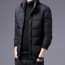 201og新式冬装棉si外套冬季棉袄潮牌工装羽绒棉服 加厚