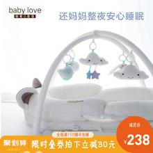 婴儿便oj式床中床多ij生睡床可折叠bb床宝宝新生儿防压床上床