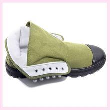 解放鞋ok女帆布鞋高ki黄球鞋高筒橡胶鞋工地劳动耐磨透气军绿