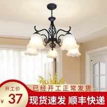 客厅灯ok灯美式简约on室灯餐厅书房艺术灯具现代店铺简欧新式
