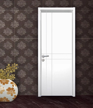 卧室门ol木门 白色vi 隔音环保门 实木复合烤漆门 室内套装门
