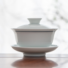 永利汇ol景德镇手绘gn陶瓷盖碗三才茶碗功夫茶杯泡茶器茶具杯