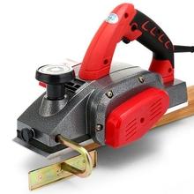 。手提om刨家用木工iu刨木机(小)型多功能工具刨木机砧板菜板。