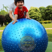 正品感on100cmea防爆健身球大龙球 宝宝感统训练球康复