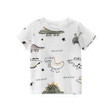 [paknts]韩版童装夏季男童t恤20