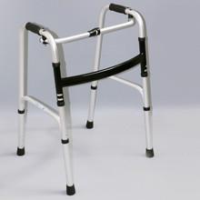 雅德老pa走路助行器li脚拐棍助步器残疾的医用辅助行走器折叠