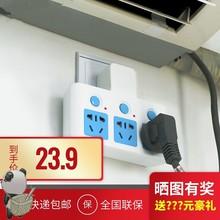 大功率4000W16A转双1pa11A10am一拖二空调取暖器热水器转换器