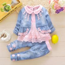 女童春装女宝宝1婴儿童装