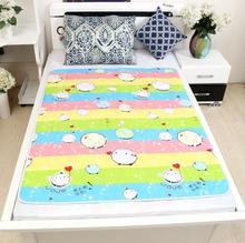 老年的pe尿垫尿片大rm禁成的超大大码宝宝褥垫睡觉用可水洗