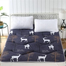 加厚冬pe租房专用家rm海绵床垫被褥保护打地铺婴儿床慢回弹2m