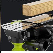 。电刨pe型家用多功nc台式木工刨木工工具电动刨子压刨刀机