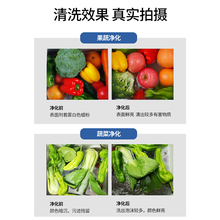 手动轻pe(小)吃清洗家ro器挤压甩菜机新式日式蔬菜馅器甩水易清