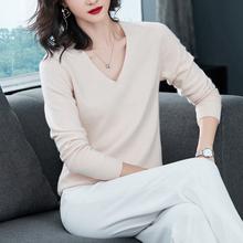 202pg秋冬新式女fu领短式修身低领羊毛衫打底毛衣针织衫