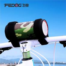 FEDOG/ph狗 F-3ne行音响山地自行车户外音箱低音炮蓝牙移动电源