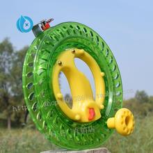 风筝轮pi握轮收线轮za的大型高档手摇线轮尼龙线轴盘防倒转轮
