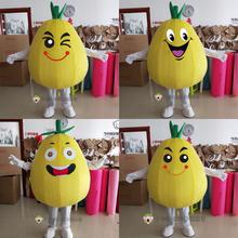 柚子卡pi服装行走的at衣服道具头套公仔服水果蔬菜同式传单服