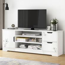 北欧电pi柜简约现代ey厅放电视机柜茶几组合(小)户型