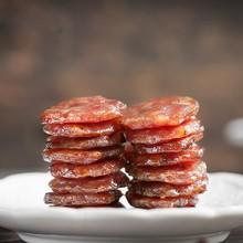 木可厨pj 炭烤肉脯sp肉金钱肉无添加网红零食真空包非靖江
