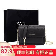 香港正pk2021新sc包时尚百搭(小)包包单肩斜挎(小)方包链条