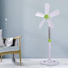 电风扇pm地家用立式zx生宿舍迷你床上床头(小)型风扇大风力台式