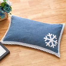 荞麦枕头单的全荞护颈椎助po9眠一对家24睡觉枕头芯夏季
