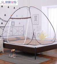 家用 免安po 蒙古包学sh1.2米床 可折叠便携款1.8m1.5m床