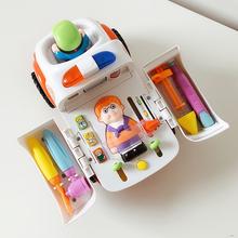 [pondg]汇乐儿童电动过家家医具套
