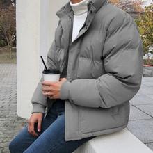 MRCYC冬季男士pp6衣加厚宽sn生面包服韩款潮流帅气棉袄外套