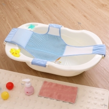 婴儿洗pr桶家用可坐tt(小)号澡盆新生的儿多功能(小)孩防滑浴盆